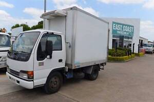 ISUZU NKR 200 ** PANTECH ** REFRIGERATED ** #5014 Archerfield Brisbane South West Preview
