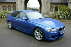 image for BMW 320 2.0TD 190bhp Auto 2016 M Sport, 84K MILE, FULL S/HIST, NEW MOT, 2 OWNER
