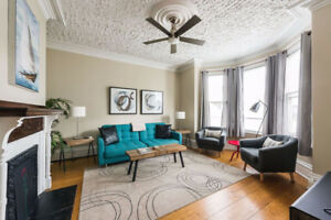 Stylish Halifax suite close to all local amenities
