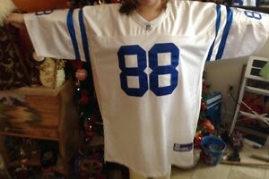 NFL REEBOX HARRISON INDIANAPOLIS FOOTBALL JERSEY