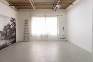 Studio to Share - two weeks per month