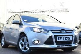 2013 Ford Focus 1.6 Zetec Powershift 5dr