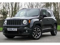 2017 Jeep Renegade 2.0 MultiJet II Trailhawk 4WD 5dr (Auto Low)