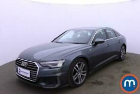 image for 2018 Audi A6 40 TDI S Line 4dr S Tronic Auto Saloon Diesel Automatic