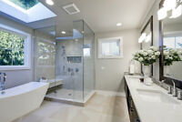 Award-Winning Custom Glass Shower Door & Mirror Service