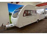 2015 Swift Freestyle SE S6TD Sprite Major 6 Berth Touring Caravan