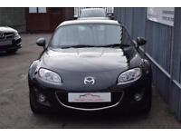 2011 Mazda MX-5 Coupe Convertible 2.0i 160 PwrShift Auto6 Petrol black DualClutc