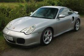 Porsche 911 3.6 2002MY Turbo