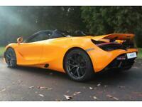 2020 McLaren 720 V8 SSG Auto Convertible Petrol Automatic
