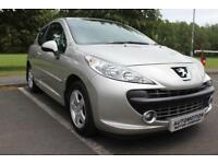 Peugeot 207 XR 1.4 3 Door Hatchback, Cheap To Run, Ideal First Car