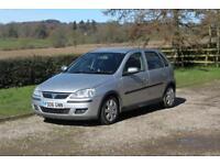 Vauxhall Corsa 1.2i 16v SXi,5 door petrol hatch,ideal starter car
