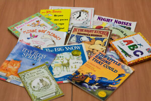 Children Books - no matter what shape they are in - for DONATION