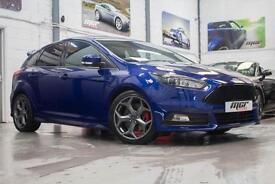 Ford Focus ST3 TDCi 185, 65 Reg, 16k, Deep Impact Blue, Sync 2 Nav.