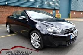 2012 Volkswagen Golf 2.0 TDI BlueMotion Tech SE BlueMotion Cabriolet 2dr