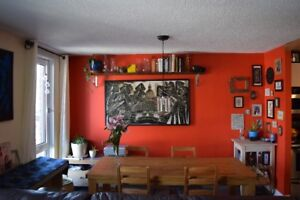 Condo/Apartment (3 1/2) for Rent - Atwater Market area