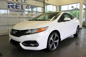 Honda Civic Coupé 2dr Man Si 2014