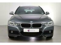 2017 BMW 3 Series 330D M Sport Touring Auto Estate Diesel Automatic
