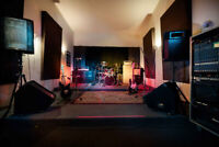 Monthly Production Studio Available at Cherry Beach Sound