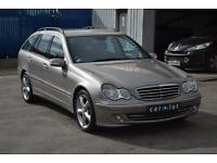 2005 Mercedes-Benz C Class 1.8 C180 Kompressor Avantgarde SE 5dr
