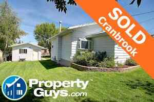SOLD! - Cranbrook - Home For Sale
