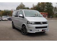 2013 63 Volkswagen Transporter 2.0TDI ( 102PS ) T28 Highline SPORT 63,000 MILES