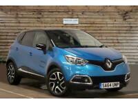 2014 Renault Captur 1.5 dCi 90 Dynamique S MediaNav Stop/Start Energy SUV Diesel