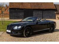 Bentley Continental 4.0 GTC V8 Auto 4WD 2dr (EU5) Convertible Petrol Automatic