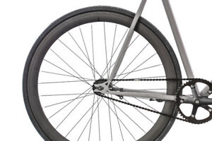 Ensemble de roues fixies neuves / fixed gear wheelset