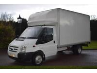 Ford Transit Luton 125ps With 500 kg tail lift T350