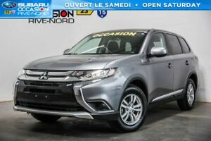 Mitsubishi Outlander ES AWC MAGS+CAM.RECUL+SIEGES.CHAUFFANTS 201