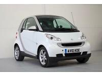 2010 Smart fortwo 0.8cdi Pulse, £94 MONTHLY
