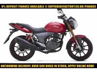 2017 KEEWAY RKV 125 EFI, 0% DEPOSIT FINANCE AVAILABLE