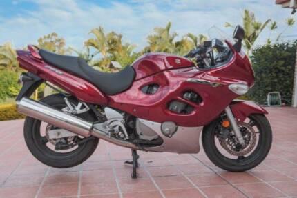 GSX750F Suzuki 2007 Excellent Condition