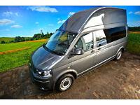 2013 Volkswagen Transporter Camper Van T30 140 TDI LWB Air Con