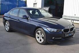 2012 BMW 3 Series 2.0 318d Sport 4dr (start/stop)