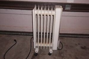 Noma electric oil filled electric radiator