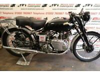 1954 Vincent Comet 500.