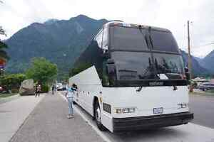 Charter Bus Driver Needed