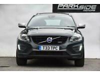 2014 Volvo XC60 2.0 D4 R-DESIGN LUX 5d 178 BHP Estate Diesel Automatic