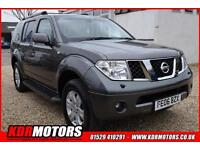 2006 Nissan Pathfinder 2.5 DCI T-SPEC 6 SPEED LEATHER 7 SEATER DRIVE AWAY TODAY