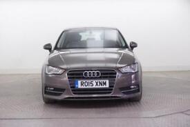 2015 Audi A3 TDI SE TECHNIK Diesel grey Manual