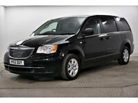 2012 Chrysler Grand Voyager CRD LX Diesel black Automatic