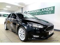 Ford Focus ZETEC S 1.5 TDCI [SAT NAV, NEW SHAPE and FREE TAX]