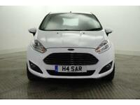2013 Ford Fiesta ZETEC TDCI Diesel white Manual