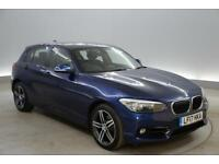 BMW 1 Series 118d Sport 5dr [Nav] Step Auto