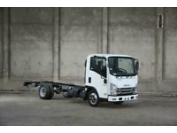 NEW MODEL ISUZU GRAFTER N35 125T 3.5t TRUCK VAN Chassis Cab Twin Rear Wheel