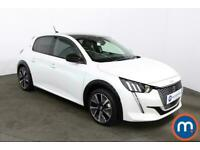 2020 Peugeot 208 100kW GT Line 50kWh 5dr Auto Hatchback Electric Automatic