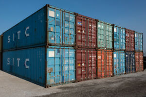 USED SHIPPING CONTAINERS | ADM STORAGE