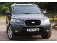 2007 Hyundai Santa Fe 2.2 CRTD CDX+ 5dr (7 Seats)