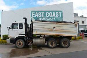 NISSAN UD CW445 ** TIPPER ** #5087 Archerfield Brisbane South West Preview